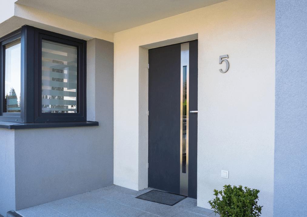 drzwi aluminiowe cena